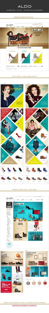 ALDO | FW12 | aldoshoes.com on