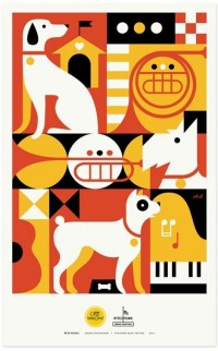 All / grain edit · Pets Rock Posters — Designspiration