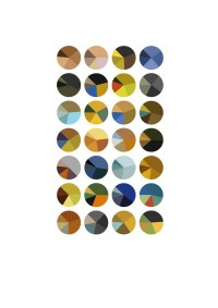 Art / arthur buxton: color trend visualizations — Designspiration