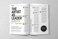 Artworks Journal - Editorial Design and Art Direction on