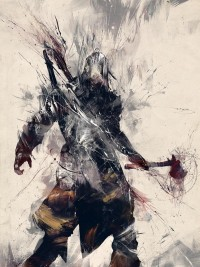 Assassin's Creed III Poster on