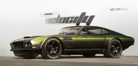 Aston Martin Velocity on