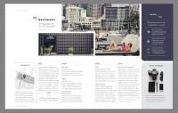 Auckland City Editorial Spread on