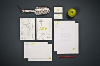 Austrian Biologist Association Corporate Identity on