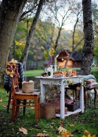 autumn pic nic | Ideas for my future home