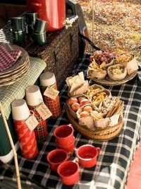Autumn Picnic inspiration. | Autumn