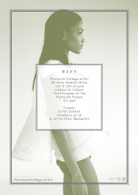 BAFS - Fashion Show Branding on