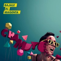 BAJALE AL MAGENTA / ARTWORK on
