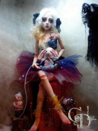 Ball-Jointed Dolls / bjd