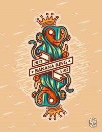 Banana King 2013 on