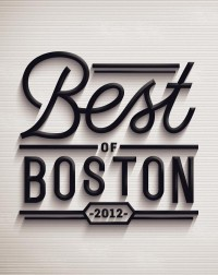 Best of Boston 2012 on