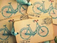 Bicycle tags. | Bicycles