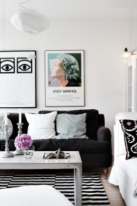 black and white | GORGEOUS INTERIORS