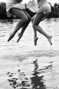 Black & White / Summer Fun