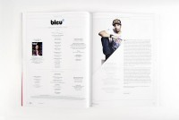 Bleu Magazine - Vol.III Issue 18 on