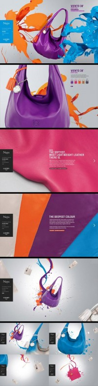 BlickeDeeler • Web Design & User Interfaces - Inspiration / Portfolio Julien Bailly