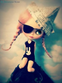 Blythe / Oh What Adventures..by My Delicious Bliss Customs
