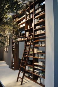 bookshelf/room divider | | BOOKS ORGANIZED |