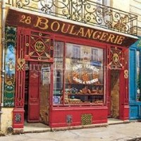 Boulangerie - Patisserie | * Once Upon A Shop *