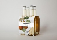 Bradley Rogerson Design Journal » Saxton Cider — Designspiration