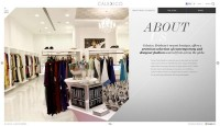 Calexico Fashion Boutique Website on