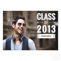 Celebration: Graduation Party / 2013 Overlay Graduation Invitation #Graduation #Classof2013