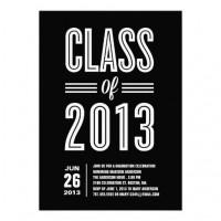 Celebration: Graduation Party / SO RETRO | GRADUATION PARTY INVITATION #classof2013 #graduation