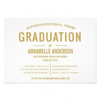 Celebration: Graduation Party / Vintage Type Graduation Invitation #graduation #classof2013