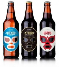 Cervecería Sagrada, Mexican Craft Beer  - TheDieline.com - Package Design — Designspiration