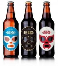 Cervecería Sagrada, Mexican Craft Beer - TheDieline.com - Package Design — Designspiration