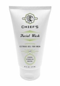 Chiefs Energizing Face Wash : Lovely Package . Curating the very best packaging — Designspiration