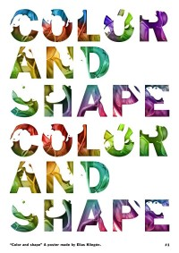 Color and shape