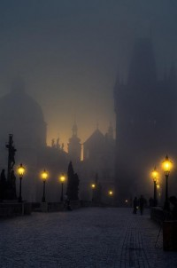 Color Inspiration / Fog