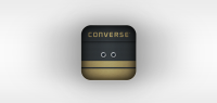 Converse iOs Icon (Shoes Box) on