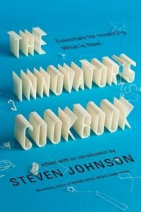 Covers / The Innovator's Cookbook innovators cookbook – The Casual — Designspiration