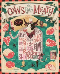 Cows are Really Meaty - collection on