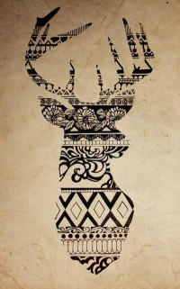 Deer Graphic | Tattoo!