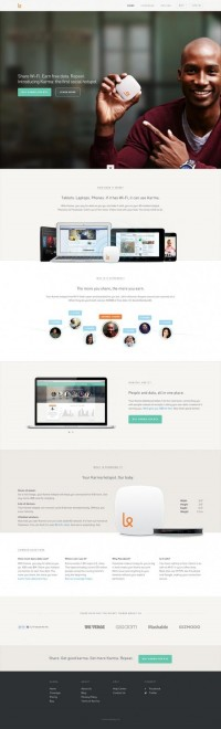 Design // Awesome Websites & UI