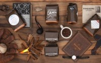 Design / Handsome Coffee Roasters Identity Design by PTARMAK — Designspiration