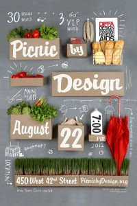 design inspiration / poster (by Input Creative Studio)