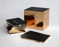 Diseño de tarjetas para la marca ETXEBERRIA on the Behance Network — Designspiration