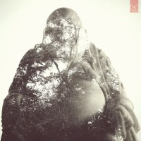 Double Exposure portraits | Fubiz ™ — Designspiration