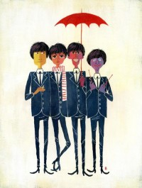 E For England / brigettebrigettebrigette: The Beatles!