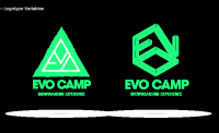 Evo Camp Branding + Website on
