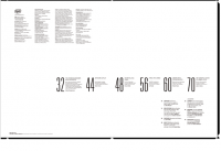 Eye Magazine Table of Contents // Redesign on