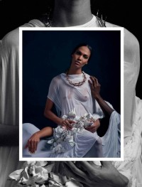 Fashion Photography / GQ Style Magazine, 'NUTHIN' BUT A 'G' THANG', Model Joan Smalls, Matthew St...
