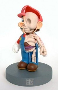 Oh No: They Dissected Mario! » Fanboy.com