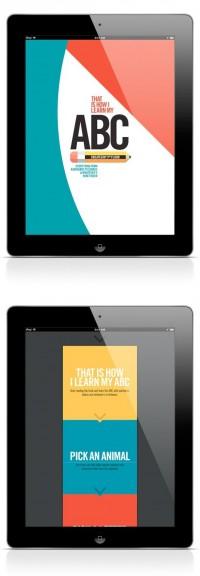 FLAT UI DESIGN / ABCs