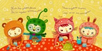 Floksiki-iPad Story Book on