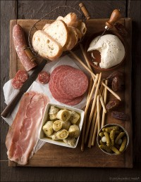 Food / wasbella102:Some antipasti….jeanfivintage: — Designspiration
